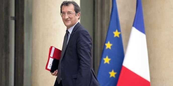 Le ministre de la ville, François Lamy.