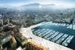 Marseille est l'une des villes où les prix de l'immobilier ont fortement baissé en 2014.
