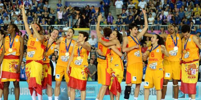 L'Espagne a remporté le deuxième titre européen de son histoire, à Orchies le 30 juin.