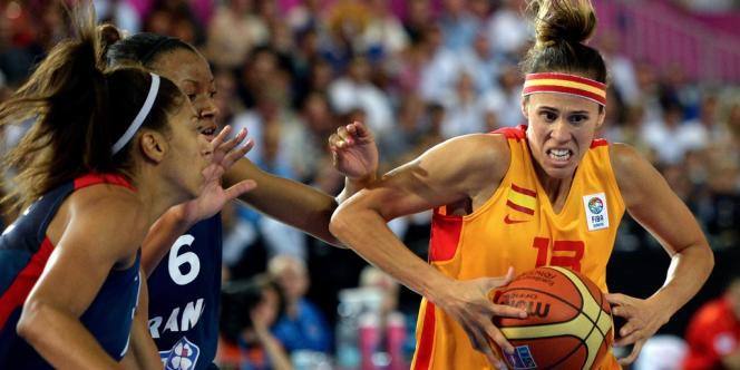 Amayra Valdemero, la doyenne de l'équipe d'Espagne, a mené ses troupes au titre européen.