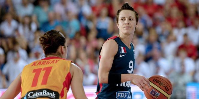 Céline Dumerc :