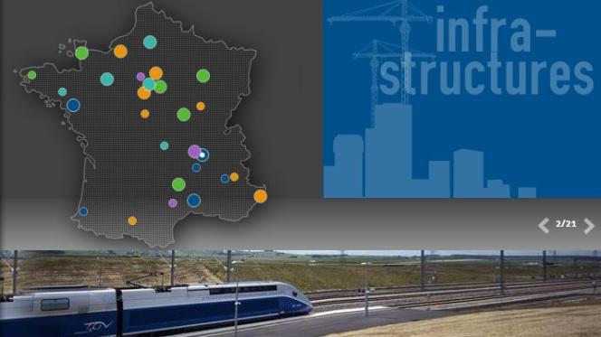 Visuel interactif. Aéroports, stades, centre de stockage, exploitation du gaz de schiste... les contestations locales contre des projets jugés inutiles, dépensiers et destructeurs de l'environnement se multiplient.