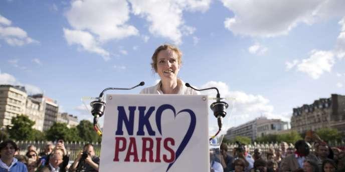 NKM à la Bastille, dimanche 30 juin.