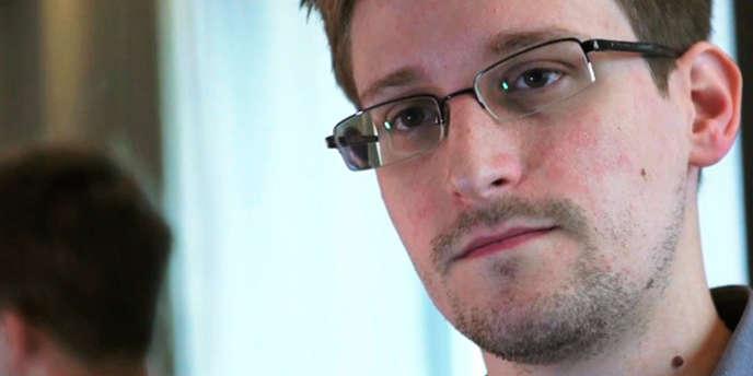 Edward Snowden était bloqué depuis un mois à l'aéroport de Moscou.