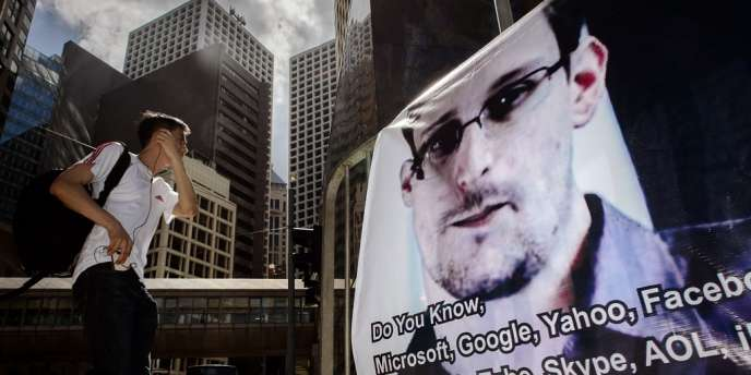 Les révélations de l'ancien consultant de la l'Agence nationale de sécurité, Edward Snowden, sur la surveillance d'Internet, inquiètent les acteurs américains du Web.
