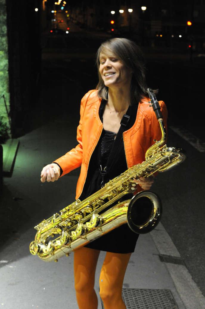 Le festival Jazz à Vienne a programmé, pour sa soirée Caraïbes, Céline Bonacina Réunion.