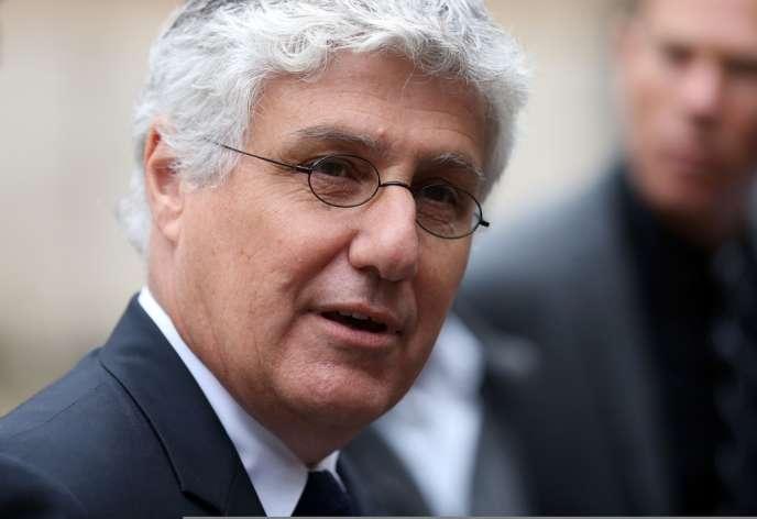 Philippe Martin a