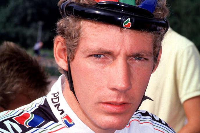 Johannes Draaijer, en 1990.