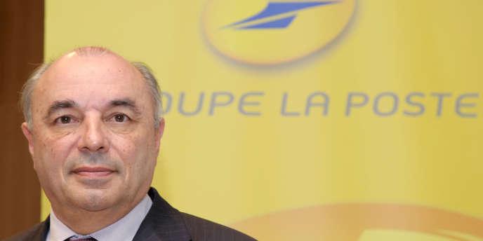 Jean-Paul Bailly a annoncé son départ de l'entreprise publique.