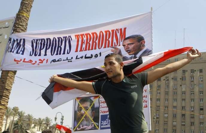 Place Tahrir, le 30 juin.