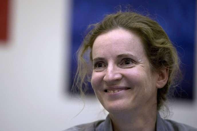 Nathalie Kosciusko-Morizet sera la candidate de l'UMP dans le 14e arrondissement de Paris aux municipales de 2014.