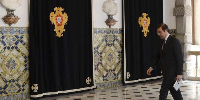 Le premier ministre portugais, Pedro Passos Coelho, a rencontré jeudi le président, Anibal Cavaco Silva.