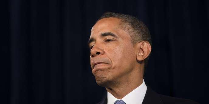 Barack Obama a écarté un