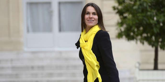 La ministre de la culture et de la communication, Aurélie Filippetti en juin 2013.