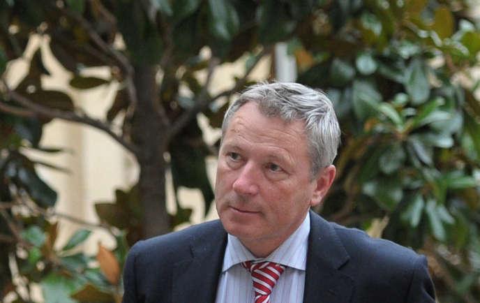 Erard Corbin de Mangoux, ancien patron de la DGSE.