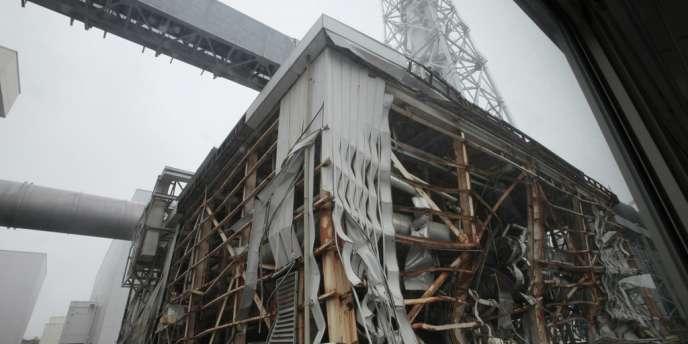 Les niveaux de radioactivité autour de la centrale de Fukushima continuent d'être très élevés.