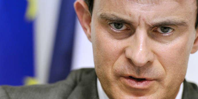 Manuel Valls, le 7 juin.