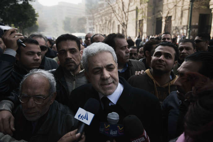 Hamdin Sabahi, au Caire, le 4 février 2013.