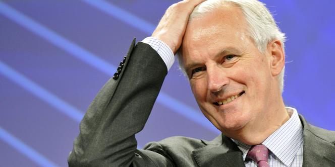 Michel Barnier, à Bruxelles le 26juin2013.