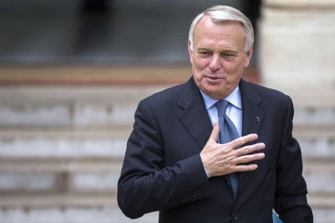 Jean-Marc Ayrault, le 3 juillet à Paris.