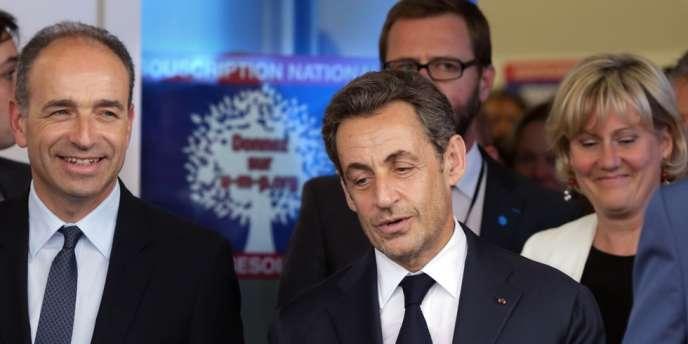Les sympathisants UMP plébiscitent une éventuelle candidature de Nicolas Sarkozy à la présidence de 2017.