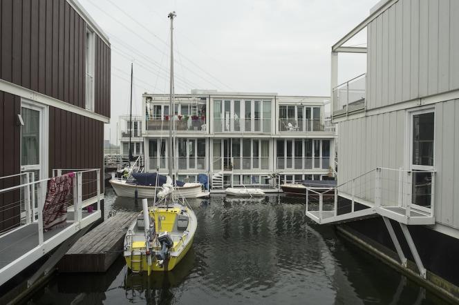 Steigereiland, Amsterdam, June 2013