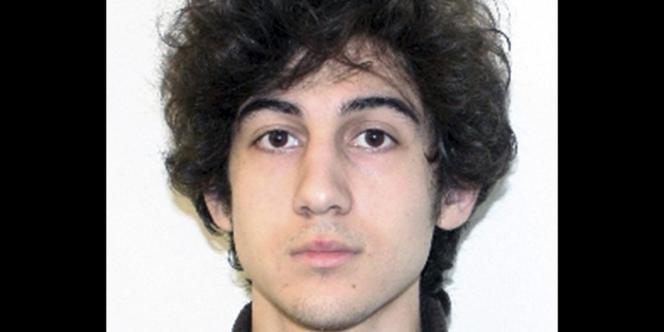Photo de Dzhokhar Tsarnaev, diffusée le 19 avril par le FBI.