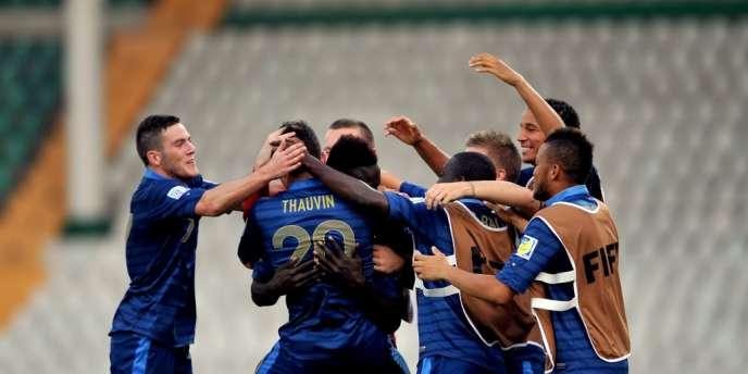 Les Bleuets ont battu le Ghana en demi-finales (2-1) et affronteront l'Uruguay ou l'Irak samedi, pour tenter d'apporter ce titre encore manquant au palmarès du football français.