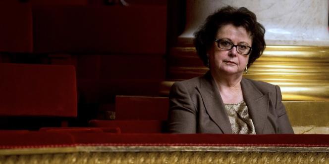 Christine Boutin a démissionné de la présidence du Parti chrétien-démocrate (PCD), qu'elle avait créé.