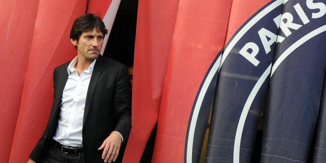L'ancien directeur sportif du PSG, Leonardo, en juillet 2013.