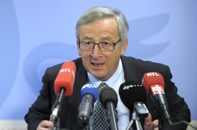 Jean-Claude Juncker, le 28 juin, à Bruxelles.