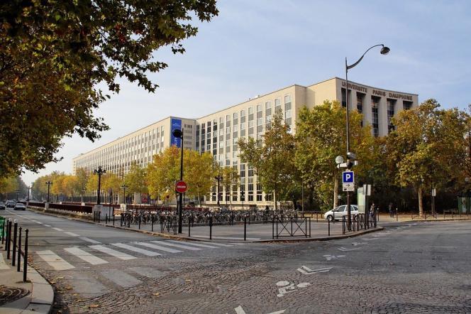 Siège de l'université Paris-Dauphine.