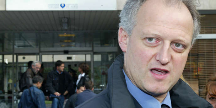 Christophe Caresche le 6 octobre 2002.