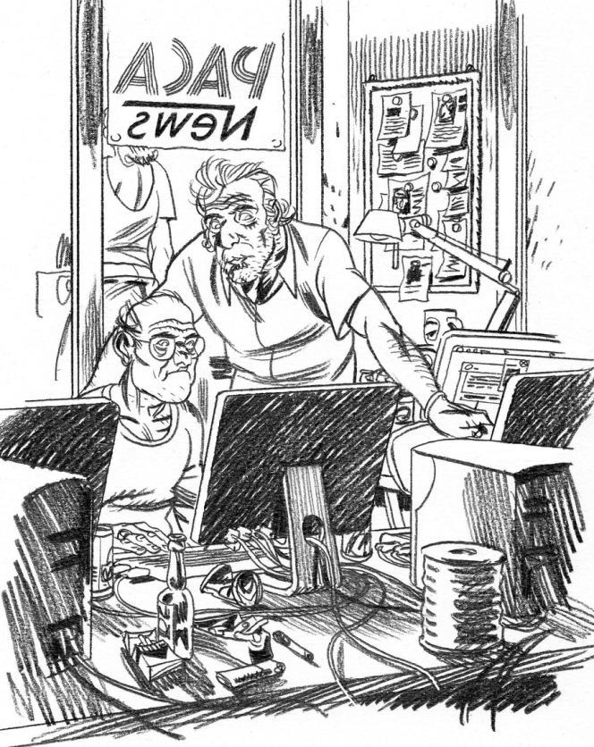 Une illustration de Jean-Christophe Chauzy pour