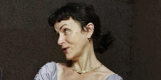 Agnès Desarthe.