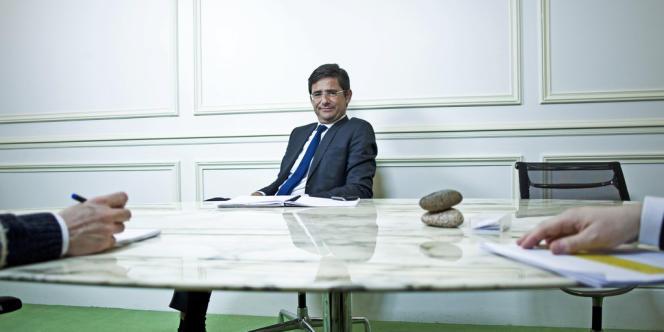 Nicolas Dufourcq, directeur général de Bpifrance explique