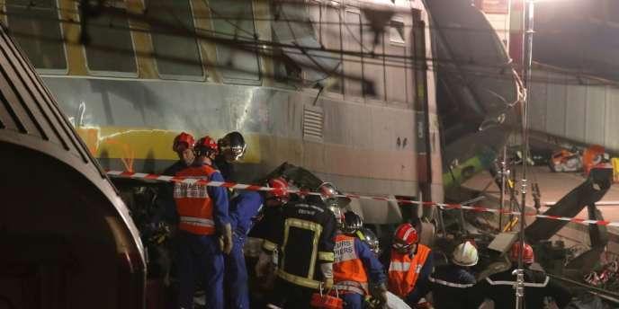 L'accident qui s'est déroulé à Brétigny-sur-Orge (Essonne), le vendredi 12 juillet, a fait 6 morts et 8 blessés graves selon un bilan provisoire.