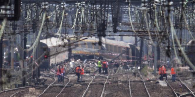 Le déraillement du train Paris-Limoges a fait six morts, le 12 juillet.