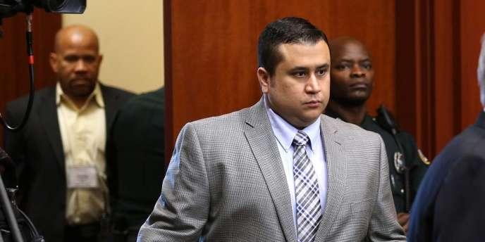 George Zimmerman, 29 ans, durant son procès, le 17 juin.