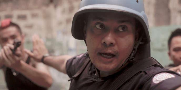 John Arcilla dans le film anglais de Sean Ellis
