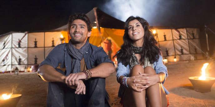 Salim Kechiouche et Reem Kherici dans le film français
