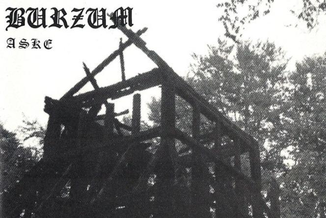 Le disque Aske composé par Vark Vikernes, sorti en mars 1993.