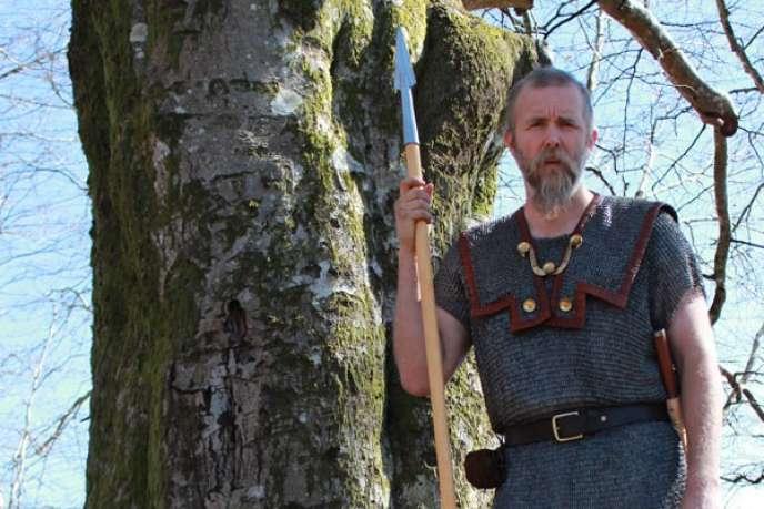 Kristian Vikernes, dans une photo parue en 2012.