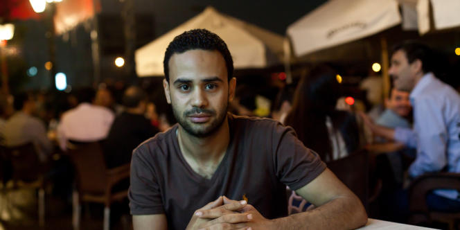 Mahmoud Badr, membre fondateur de Tamarrod.