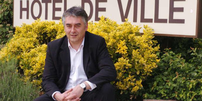 Gilles Bourdouleix est maire de Cholet depuis 1995 (photo prise en 2006).
