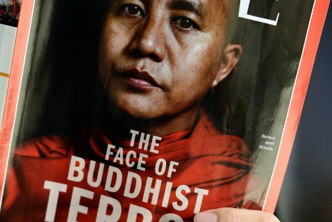 Le moine Wirathu a fait en juillet la