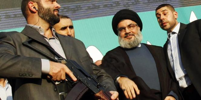 Le leader du Hezbollah, Hassan Nasrallah, en septembre 2012.