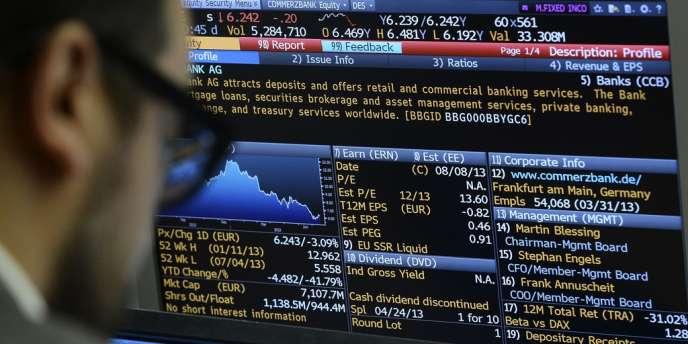 Les produits dérivés représentent aujourd'hui dix fois le PIB mondial.