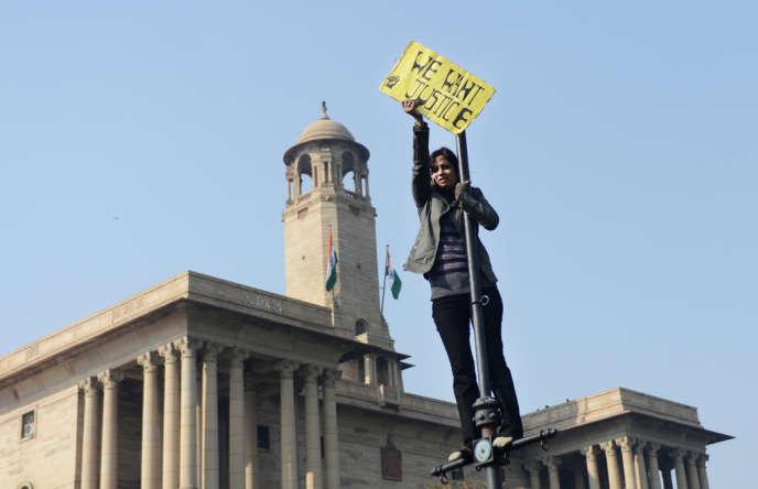 A New Delhi, le 22 septembre 2012.