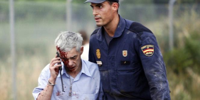 Le conducteur du train qui a déraillé près de Saint-Jacques de Compostelle, Francisco José Garzon, âgé de 52 ans, a été placé en garde à vue